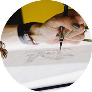 diseño logo nontrad